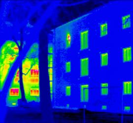 heat loss inspection in ireland