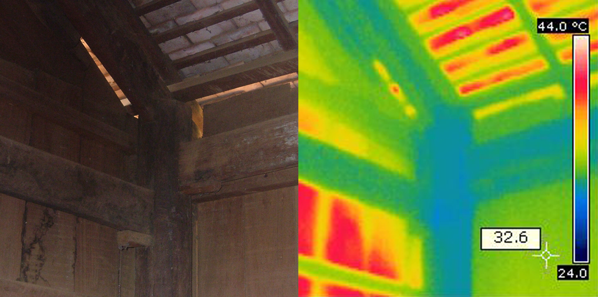 Heat Loss Inspection Dublin Ireland Mould Solution Mold